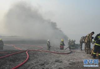 До 47 возросло число жертв взрыва на нефтепроводе в Циндао