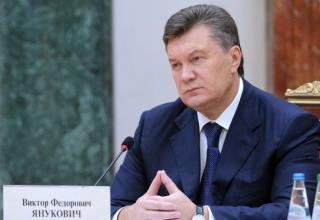 Янукович не стал отказываться от визита в Китай