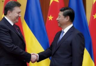 Украина и КНР заключили договор о дружбе и сотрудничестве