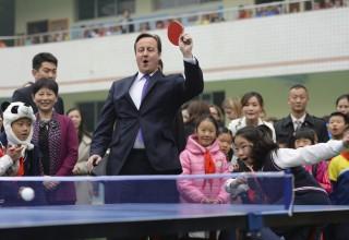 Пинг-понг по-английски