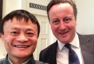 Китайские микроблогеры задали вопросы британскому премьеру