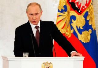 Путин поблагодарил Китай за его позицию по поводу Крыма