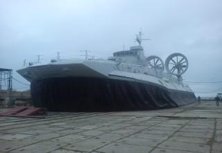 Украина в срочном порядке отправила в Китай боевой корабль