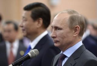 Си Цзиньпин и Владимир Путин обсудили ситуацию на Украине
