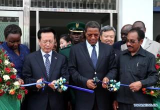 Танзания получила кардиологический центр в подарок от Китая