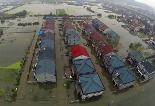 21 человек погиб в результате ливней на юге Китая