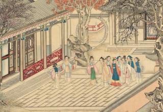 «Сон в красном тереме» попал в 10 лучших произведений Азии