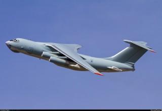 Украина поставила Китаю первый самолет-заправщик Ил-78