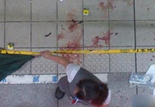 В тайбэйском метро студент зарезал трех человек