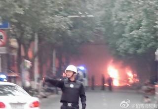 Серия взрывов произошла на рынке в Урумчи [ОБНОВЛЕНО]