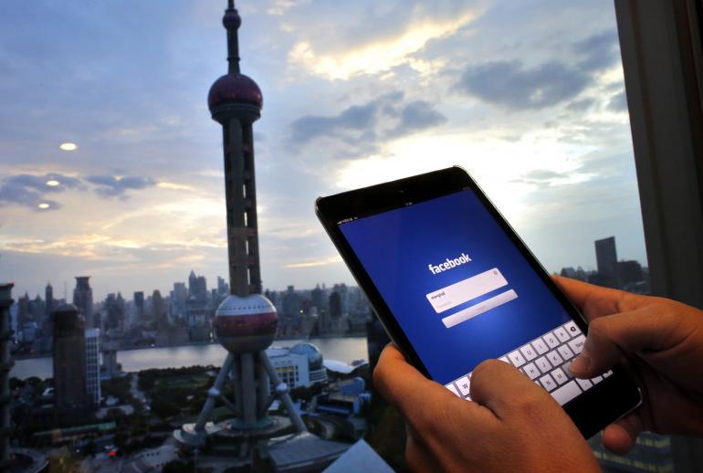 Facebook планирует открыть офис продаж в Китае