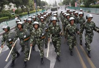 Многие китайцы откликнулись на ложное объявление о наборе Украиной наемников