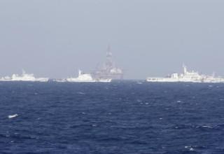 Китай опроверг присутствие своих военных в спорном районе Южно-Китайского моря