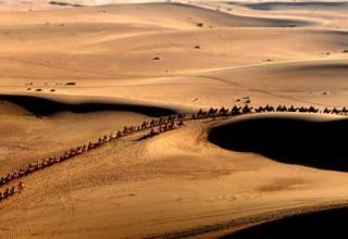Великий шелковый путь стал объектом Всемирного наследия ЮНЕСКО