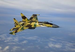 Китай приобретет у России истребители четвертого поколения Су-35