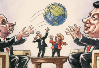 Financial Times: что Си Цзиньпин и Путин на самом деле думают о Западе