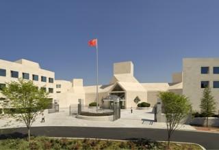 Площадь перед посольством КНР в Вашингтоне может быть названа именем китайского диссидента