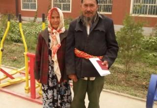 В Китае 113-летняя женщина вышла замуж за 70-летнего мужчину