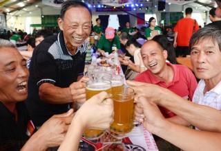 Китайское пиво стало самым популярным в мире