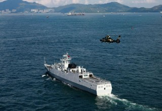 Китай ввел в состав Южного флота ВМС НОАК два корвета нового поколения