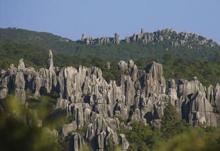 Южно-Китайский карст в новых границах включен в список Всемирного наследия ЮНЕСКО