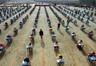 На какие темы пишут эссе китайские выпускники
