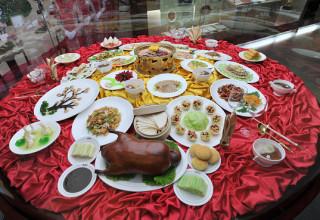В Пекине открылся музей утки по-пекински
