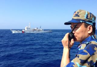 Китай вывел свою буровую платформу из спорного района Южно-Китайского моря