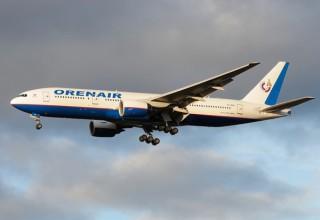 Открыты новые прямые авиарейсы из Москвы в три города Китая