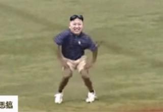Китайская видео-пародия с танцующим Ким Чен Ыном возмутила КНДР