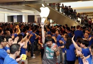 Власти КНР отказались от использования продукции Apple