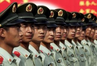 Китайским военным приказали не распространять слухи