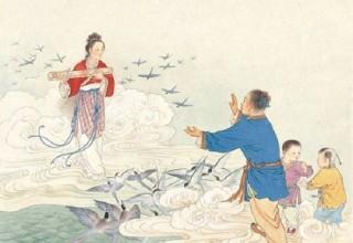 Циси – китайский День Святого Валентина