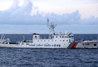Китайские корабли 19-й раз в этом году вошли в зону спорных островов Дяоюйдао