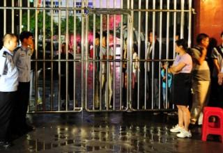 В Центральном Китае мужчина ворвался в школу и зарезал троих детей