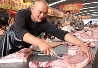 Китай начнет поставлять свинину в Россию уже в этом году