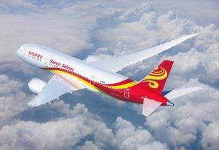 Авиакомпания Hainan Airlines увеличивает число рейсов в Россию