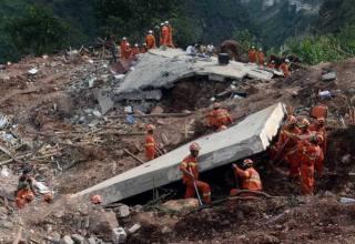Один человек погиб и более 320 пострадали при землетрясении в провинции Юньнань