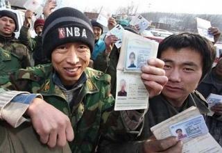 Китайцы о задержании нелегальных мигрантов в Москве
