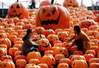 Ни хао, Хэллоуин!
