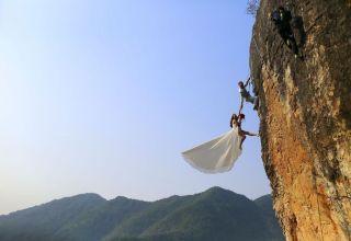 Свадебные экстремалы