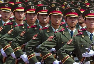 Российские и китайские военные обсудят сотрудничество