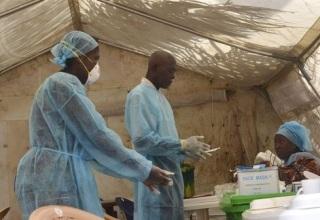 Китайская компания отправила в Африку экспериментальное лекарство от Эболы
