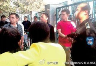 Китайцы о нападении иностранца на китаянок
