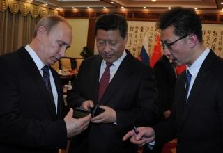 Си Цзиньпин: Пришла пора собирать урожай с дерева российско-китайской дружбы