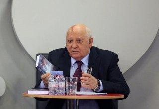 Горбачев пожаловался, что Путин не находит времени для встречи