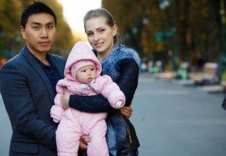 Как китайский студент-лентяй завоевал украинскую красотку