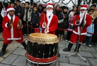 Китайский университет запретил студентам отмечать Рождество