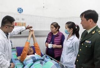 Китайца вывели из комы 100-юаневой купюрой
