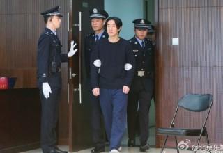 Сына Джеки Чана приговорили к полугоду тюрьмы за наркотики